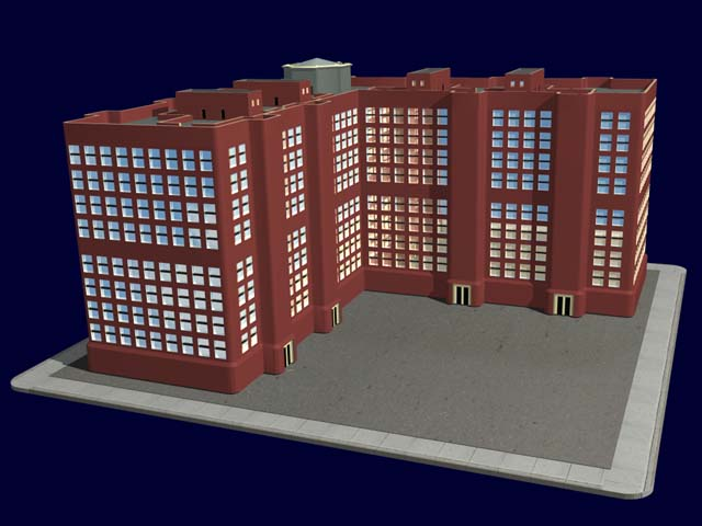 MARLIN STUDIOS - Premium 3D Models - City Buildings