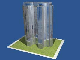 Marlin Studios free sample city building models